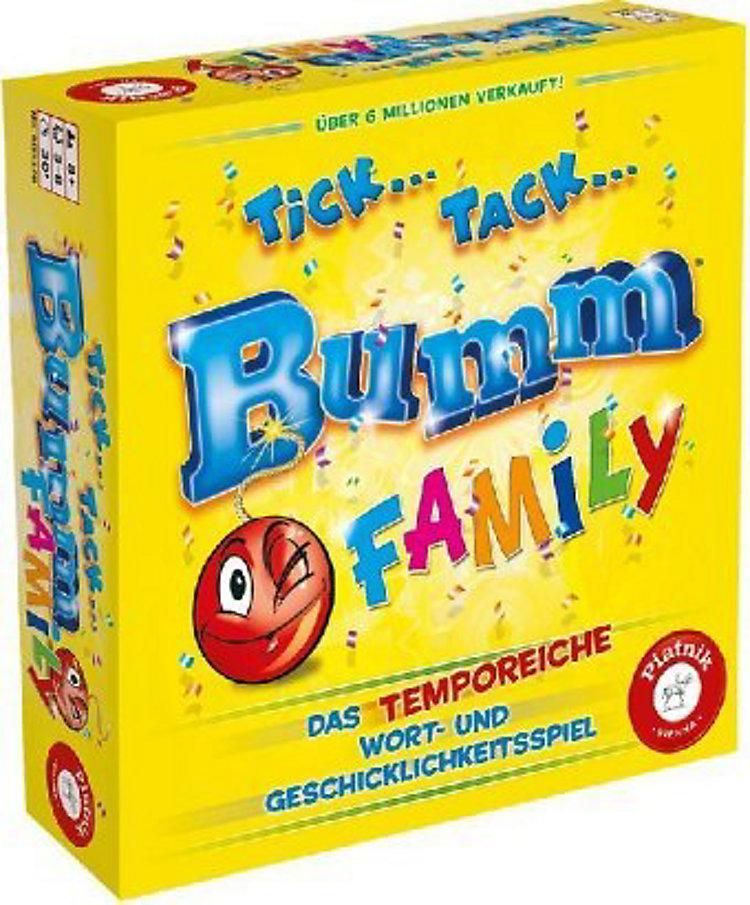 Spiel Tick Tack Bumm