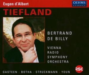 Tiefland (Ga), Gasteen, Bertrand de Billy, Rso Wien