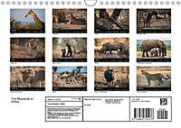 Tier-Momente in Afrika (Wandkalender 2019 DIN A4 quer) - Produktdetailbild 13