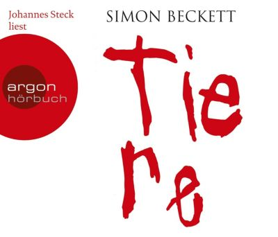 Tiere, 5 Audio-CDs - Simon Beckett |