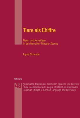 Tiere als Chiffre, Ingrid Schuster