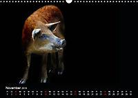 Tiere im Reich der Schatten (Wandkalender 2019 DIN A3 quer) - Produktdetailbild 11