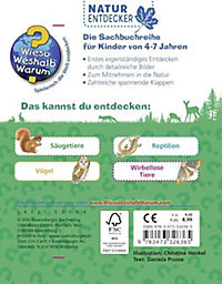 Tiere im Wald - Produktdetailbild 1