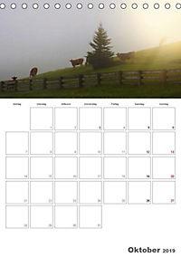 Tiere in Freiheit - Nutztiere auf der Alm (Tischkalender 2019 DIN A5 hoch) - Produktdetailbild 10
