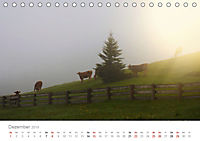 Tiere in Freiheit - Nutztiere auf der Alm (Tischkalender 2019 DIN A5 quer) - Produktdetailbild 12