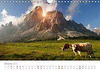 Tiere in Freiheit - Nutztiere auf der Alm (Wandkalender 2019 DIN A4 quer) - Produktdetailbild 10