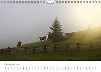 Tiere in Freiheit - Nutztiere auf der Alm (Wandkalender 2019 DIN A4 quer) - Produktdetailbild 12