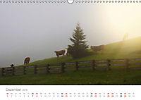 Tiere in Freiheit - Nutztiere auf der Alm (Wandkalender 2019 DIN A3 quer) - Produktdetailbild 12