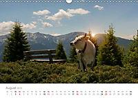 Tiere in Freiheit - Nutztiere auf der Alm (Wandkalender 2019 DIN A3 quer) - Produktdetailbild 8