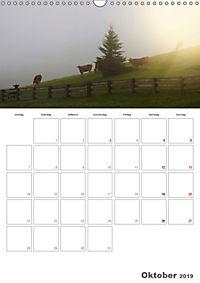 Tiere in Freiheit - Nutztiere auf der Alm (Wandkalender 2019 DIN A3 hoch) - Produktdetailbild 10