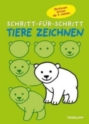 Tiere zeichnen, Norbert Pautner