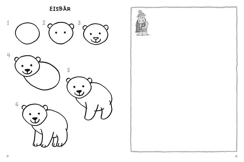 Tiere Zeichnen Buch Von Norbert Pautner Bei Weltbild De