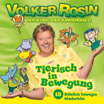 Tierisch in Bewegung, Volker Rosin