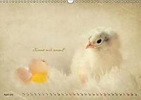 Tierisch nachgefragt (Wandkalender 2019 DIN A3 quer) - Produktdetailbild 4