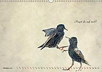 Tierisch nachgefragt (Wandkalender 2019 DIN A3 quer) - Produktdetailbild 10