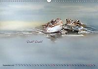 Tierisch nachgefragt (Wandkalender 2019 DIN A3 quer) - Produktdetailbild 9