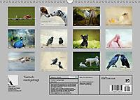 Tierisch nachgefragt (Wandkalender 2019 DIN A3 quer) - Produktdetailbild 13
