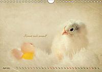 Tierisch nachgefragt (Wandkalender 2019 DIN A4 quer) - Produktdetailbild 4