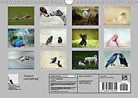 Tierisch nachgefragt (Wandkalender 2019 DIN A4 quer) - Produktdetailbild 13