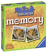 Tierkinder memory (Kinderspiel) - Produktdetailbild 2