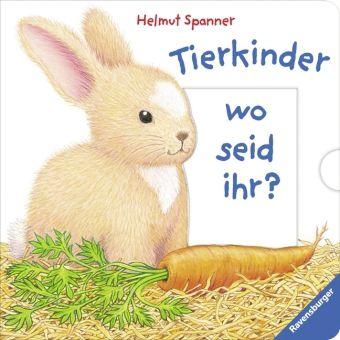 Tierkinder, wo seid ihr?, Helmut Spanner