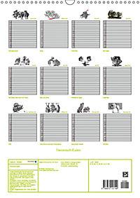 Tieronisch Eulen (Wandkalender 2019 DIN A3 hoch) - Produktdetailbild 13