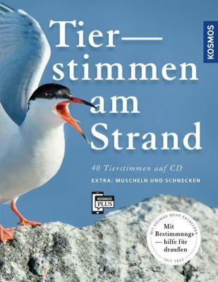 Tierstimmen am Strand, m. Audio-CD +Leporello - Holger Haag  