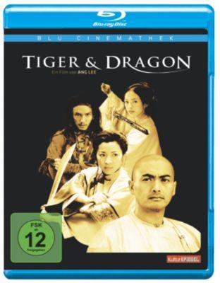Tiger & Dragon - Blu Cinemathek, James Schamus, Wang Hui Ling, Tsai Kuo Jung