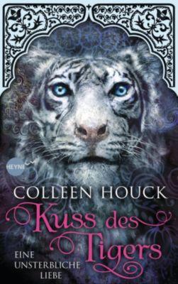 Tiger Saga Band 1: Kuss des Tigers - Eine unsterbliche Liebe, Colleen Houck