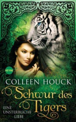 Tiger Saga Band 4: Schwur des Tigers - Eine unsterbliche Liebe, Colleen Houck
