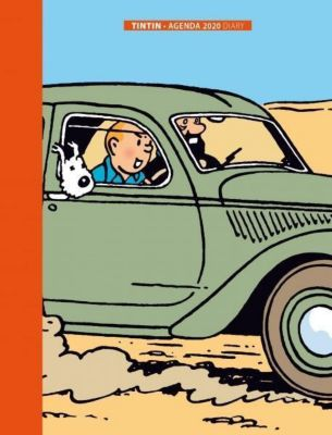 Tim & Struppi / Tintin Agenda 2020 Klein - Hergé pdf epub