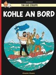 Tim und Struppi Band 18: Kohle an Bord, Hergé