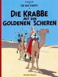 Tim und Struppi Band 8: Die Krabbe mit den goldenen Scheren - Hergé |