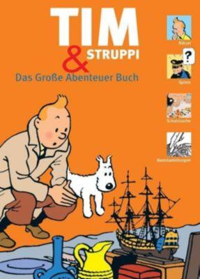 Tim und Struppi - Das Grosse Abenteuer Buch, Hergé