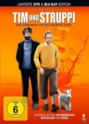 Tim und Struppi - Tim und das Geheimnis um das goldene Vlies Limited Edition