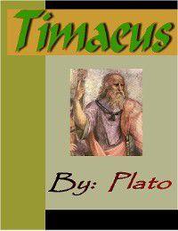 Timaeus - PLATO, Plato