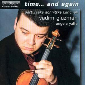Time...And Again, Vadim Gluzman