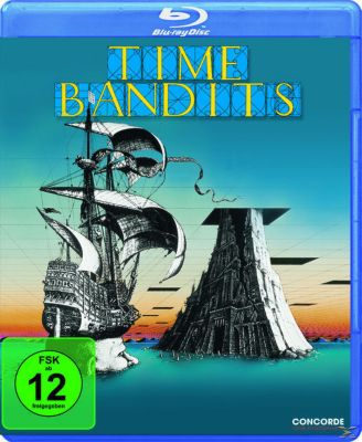 Time Bandits, Michael Palin, Terry Gilliam