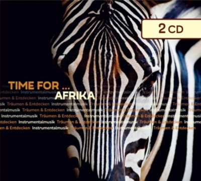 Time for - Afrika 2CD