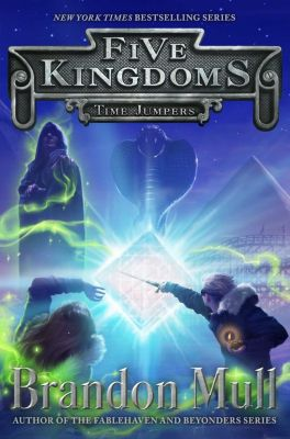 Time Jumpers, Brandon Mull