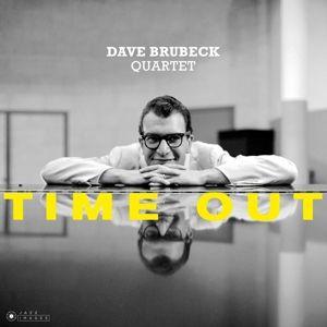 Time Out (180g Vinyl) - Jean-Pierre, Dave Quartet Brubeck