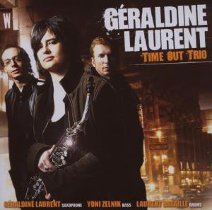 Time Out Trio, Géraldine Laurent