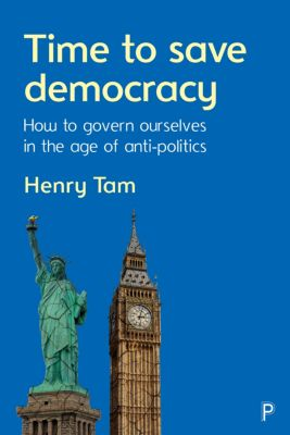 Time to save democracy, Henry Tam