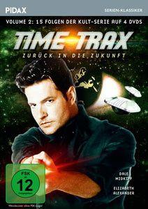 Time Trax - Zurück in die Zukunft, Volume 2, Time Trax