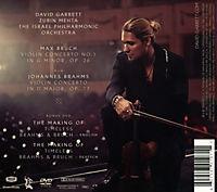 Timeless - Brahms & Bruch Violin Concertos (Deluxe Edition, CD+DVD) - Produktdetailbild 1
