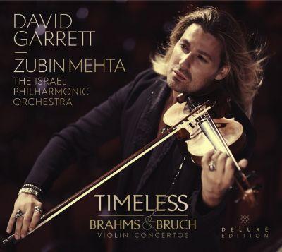 Timeless - Brahms & Bruch Violin Concertos (Deluxe Edition, CD+DVD), Johannes Brahms, Max Bruch