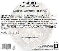 Timeless-Ten Centuries Of Music - Produktdetailbild 1