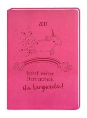 Timer Pink (Einhorn) A6 2018