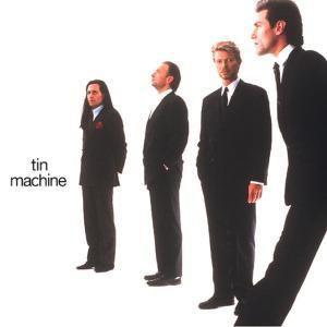 Tin Machine, David & Tin Machine Bowie