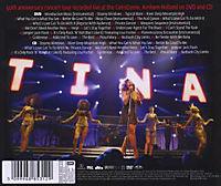 Tina Live! - Produktdetailbild 1